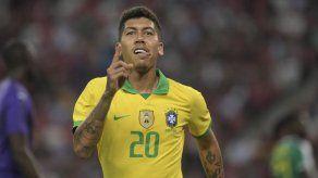 Brasil empata 1-1 con Senegal en un partido amistoso