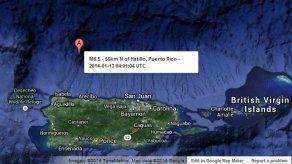Dos terremotos simultáneos de 6