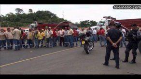 Gremios empresariales rechazan acciones de obreros de TCT