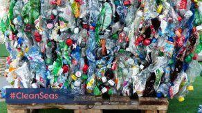 La ONU lanza una campaña para limpiar el plástico de los océanos