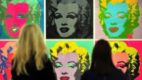 Se descubren imágenes de un desnudo de Marilyn Monroe en Vidas Rebeldes