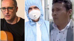 Drexler y los mil y un artistas que ahora le cantan al coronavirus