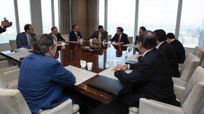 Delegación panameña inicia reuniones con ejecutivos de la banca internacional en EEUU