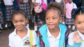 Escuela República de Haití resalta cultura afrodescendiente con el Día de las Trenzas