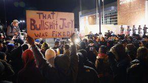 Varios detenidos en Nueva York en segunda noche de protestas por Ferguson
