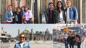 Delyanne Arjona cuenta detalles de su visita a la Virgen de Guadalupe en México