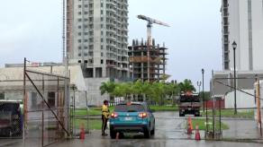 Obrero fallece tras accidente laboral en un proyecto en  Llano Bonito