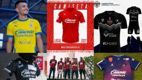 Ola de nuevas camisetas en la LPF para su Apertura 2021