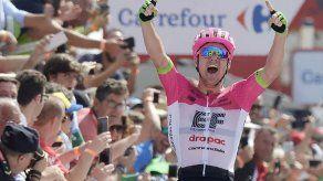 Molard pasa a liderar la Vuelta a España