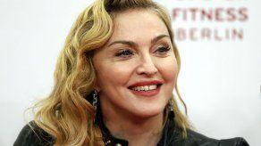 Madonna visita los proyectos humanitarios de su exesposo Sea Penn en Haití