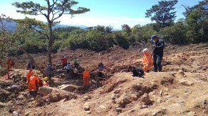 Hallan cadáver de una mujer desaparecida tras deslaves en Ngäbe Buglé