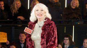 Angie Bowie decide continuar en Big Brother tras la muerte de su exmarido