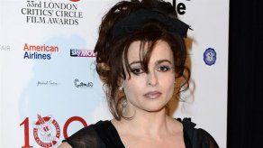 Helena Bonham Carter cree que la Navidad suaviza el carácter del turista