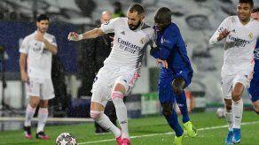 Chelsea - Real Madrid, Champions League: horario y dónde verlo en vivo
