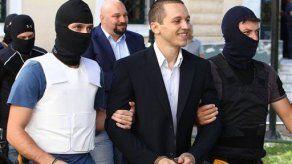 Grecia: un legislador extremista encarcelado