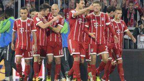 Bayern se deja empatar ante Wolfsburgo