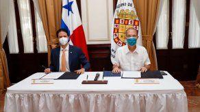 Alcaldía de Panamá y ATP firman convenio para crear estrategia turística en la capital