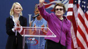 Emma Stone se siente inspirada por Billie Jean King