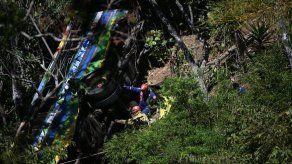 Suben a 7 los muertos y a 40 los heridos en accidente de bus en El Salvador