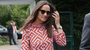 Pippa Middleton se ejercitará tanto como pueda durante su embarazo