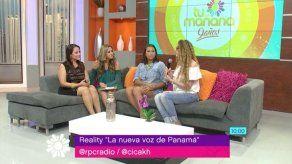 Participantes de La Nueva Voz de Panamá cuentan su experiencia