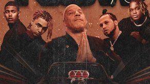 Sech forma parte del remix del dominicano El Alfa junto a Vin Diesel