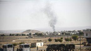 Damasco condena a Turquía por dejar pasar a los peshmergas a Kobani