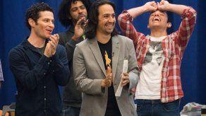 Lin-Manuel Miranda hace historia en Broadway con Hamilton