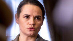 Oposición bielorrusa compilará libro de crímenes