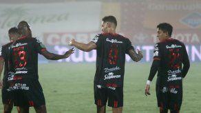 Alajuelense con Adolfo Machado