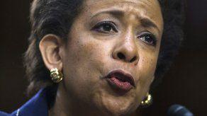 Confirman a Loretta Lynch como primera secretaria de Justicia negra de EEUU