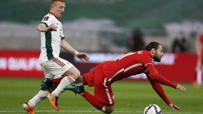 Polonia busca que Krychowiak vaya a Inglaterra tras negativo