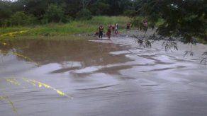 Crecida del río Cabullita en Chame deja 12 personas atrapadas