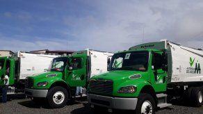 AAUD recibe los primeros 12 compactadores para reforzar servicio