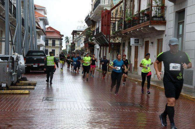 IV Carrera caminata Ruta de las Plazas