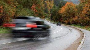 OCDE pide limitar a 70 km por hora la velocidad en las carreteras sin mediana