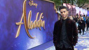 Mena Massoud: Con Aladdin vi de niño un reflejo de mí en la pantalla
