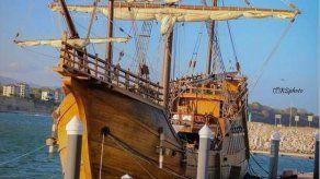 Nave Santa María está en Panamá y puedes conocerla hasta el 4 de abril