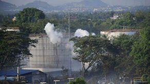 Ordenan más evacuaciones por fuga de gas en planta de India
