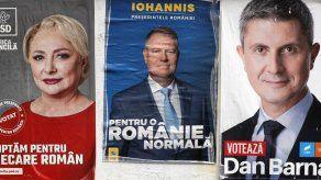 Rumanía elige presidente mirando ya a las legislativas de dentro de un año