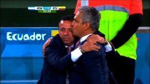 Los entrenadores que calentaron los banquillos de Brasil-2014