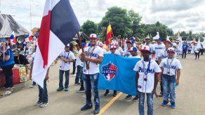 Campeones U12 son los abanderados en la Villa de Los Santos