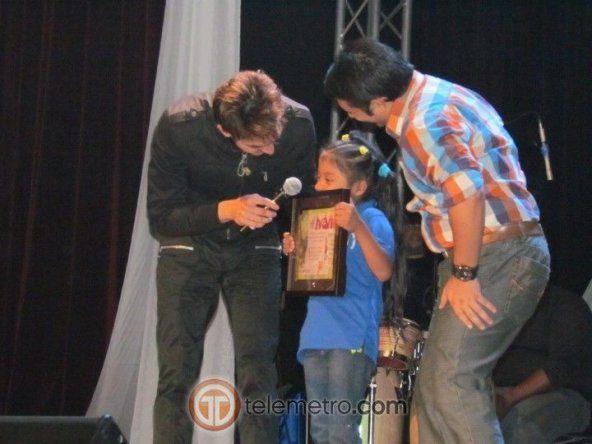 Iván Barrios celebra sus 10 años de carrera