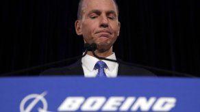 """Boeing reconoce """"error"""" de la empresa en dos choques"""