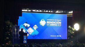 Rector de la Universidad de Panamá presenta informe de gestión 2018