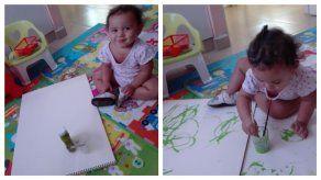 Importancia y beneficios de la pintura en los niños