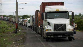 Bloqueos fronterizos amenazan con desabastecimiento en Centroamérica