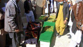 Cuatro muertos en un ataque suicida en Afganistán