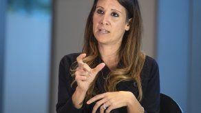 La doctora Maria Van Kerkhove, responsable técnica de la lucha contra el covid-19 en la OMS.