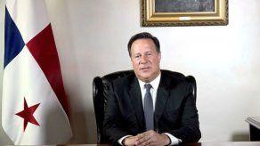 Varela encabezó actividades en su último día como presidente de Panamá